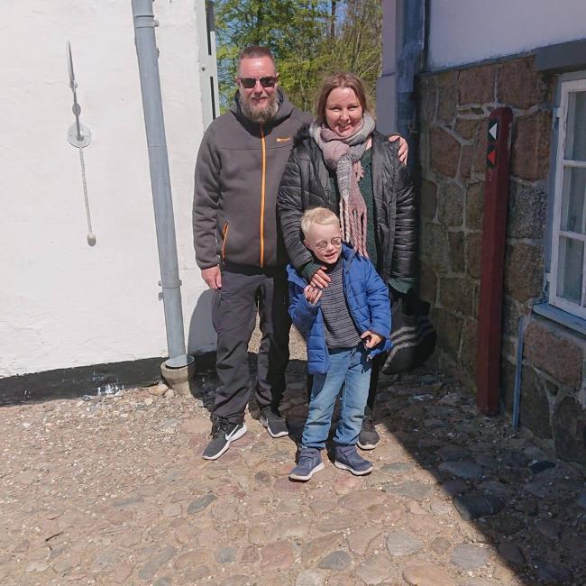 Babysitter job i København: Janni