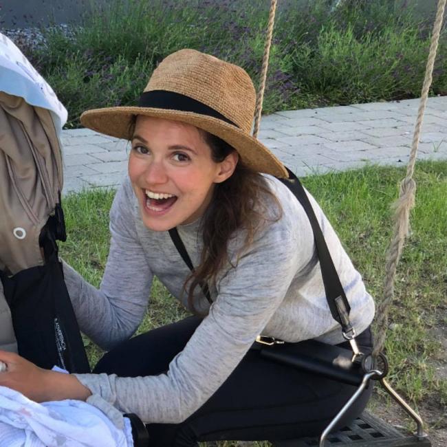 Nanny in Copenhagen: Rosemary
