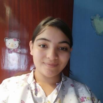 Niñera en Bogotá: Anny Vanessa