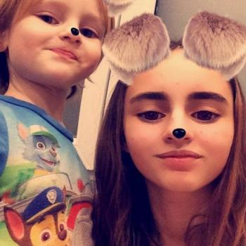 Babysitter Schelle: Hannah