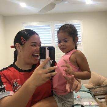 Babysitter Sydney: Leilani