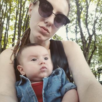 Babysitting job in Vila Nova de Gaia: Maria