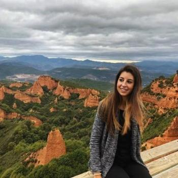 Canguro en Madrid: Leticia