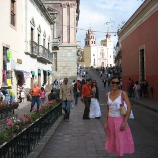 Babysitting job in Tijuana: Roxana S