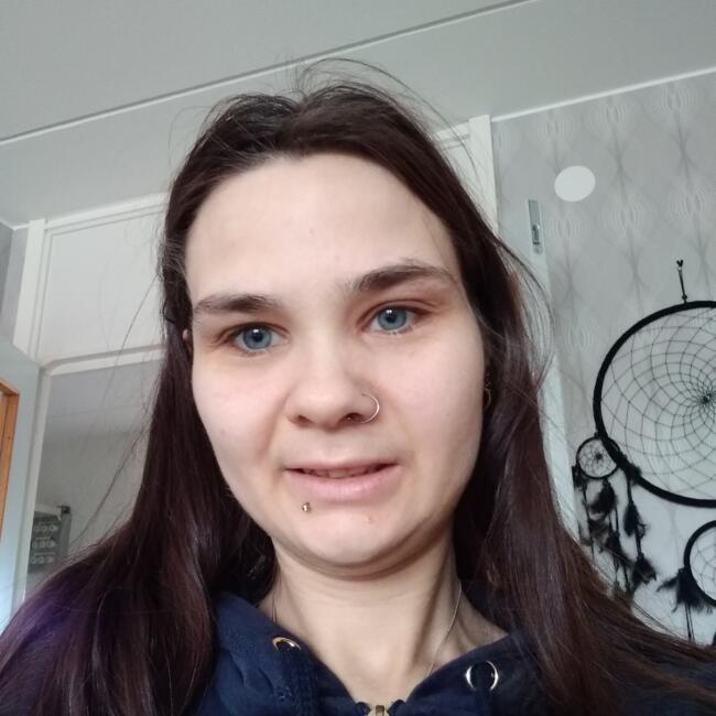 Barnvakt i Örnsköldsvik: Nathalie