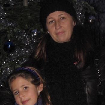 Canguro en Fuengirola: María