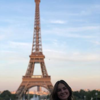 Baby-sitter in Paris: Jocelyn