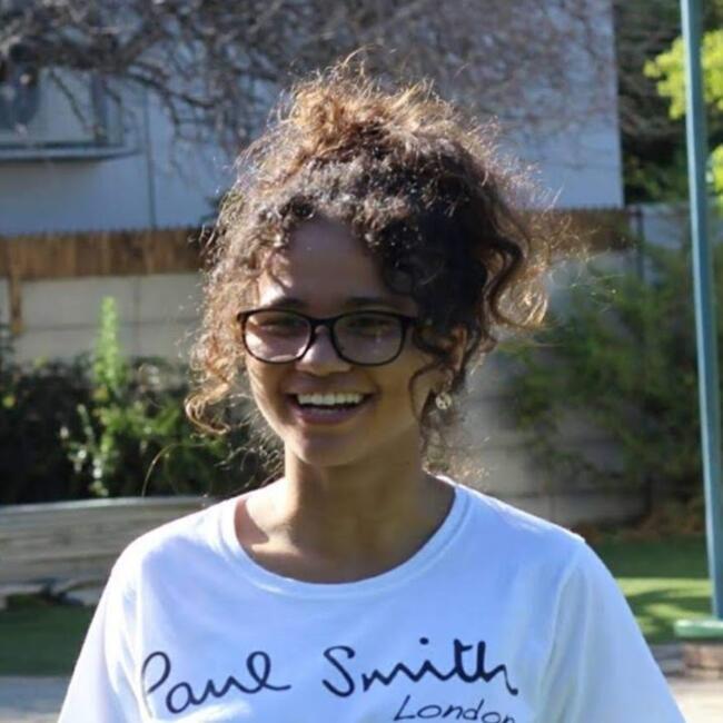 Babysitter in Cape Town: Kristen Emma