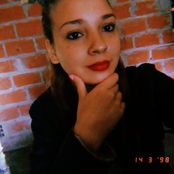 Niñera Bosques: Verónica