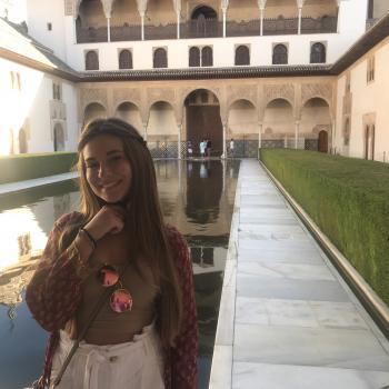 Canguro Rincón de la Victoria: Teresa