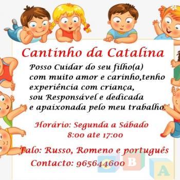 Ama Portimão: Catalina istrati