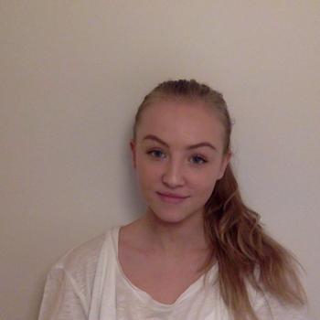 Babysitter Helsingborg: Ellinor
