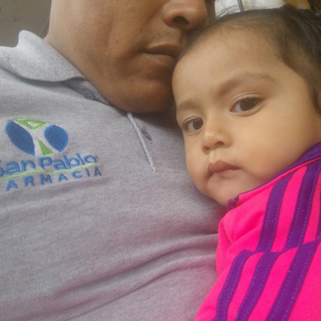Babysitting job in Mexico City: Diego Dario