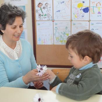 Childminder Lisbon: Maria Gil