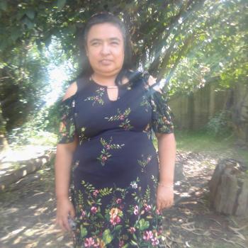Niñera Adolfo López Mateos: Maria Guadalupe