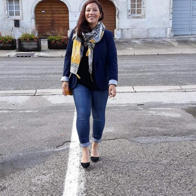 Baby-sitter in Saint-Herblain: Melissa