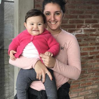 Niñera en Barcelona: Nadia