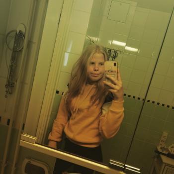 Babysitter Vantaa: Ella