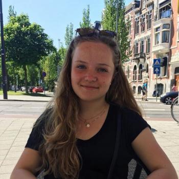 Oppas Amsterdam: Rosa