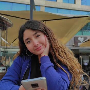 Niñera en Puente Alto: Fernanda