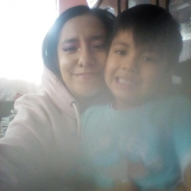 Babysitter in Mexico City: Leslie María Isabel