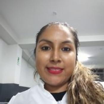 Niñera en Limón (Provincia de Alto Amazonas): Angela Daniela