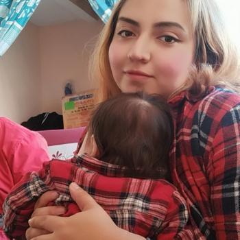 Babysitting job in San Pablo de las Salinas: babysitting job VALERIA