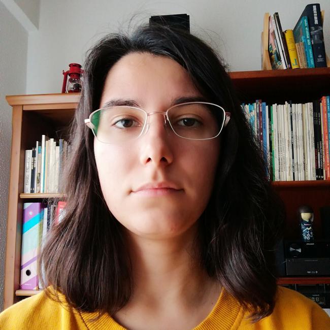 Agência em Seixal: Ana Rita