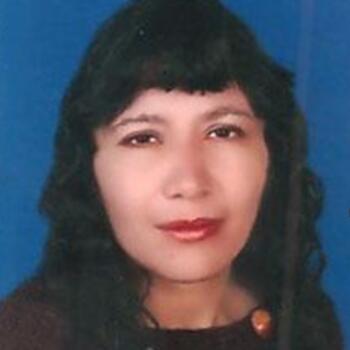 Niñera en Bogotá: Adela