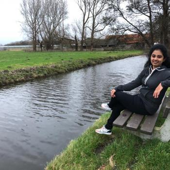 Oppas Den Haag: Shreya