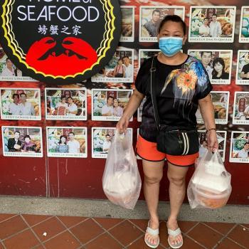Babysitter Singapore: Ah Yen