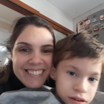 Babysitting job in Porto Alegre: Ana