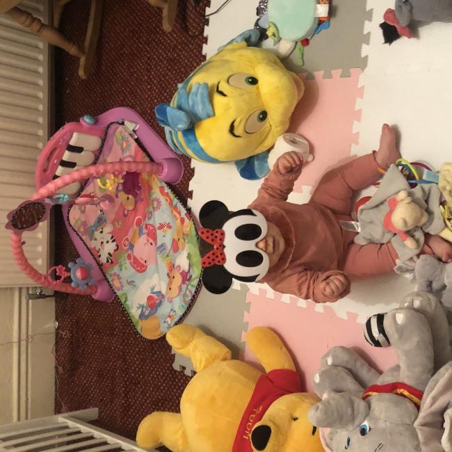 Babysitting job in Dublin: Caoimhe
