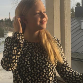 Lastenhoitaja Helsinki: Vilja