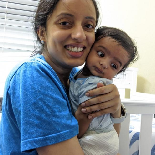 Babysitting job in Fremont: Arushi