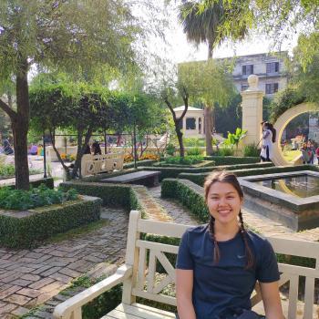 Babysitter Singapore: Maria