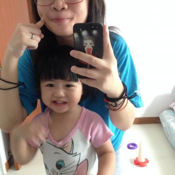 Babysitter in Singapore: Yuemin