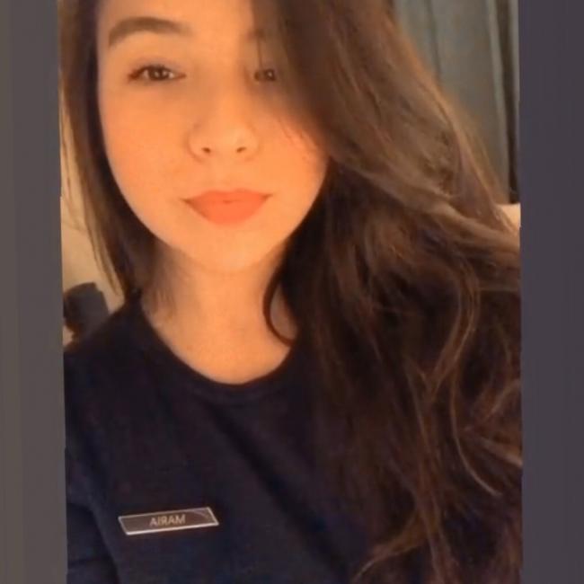 Babysitter in Los Angeles: María Paula Espinoza Salas