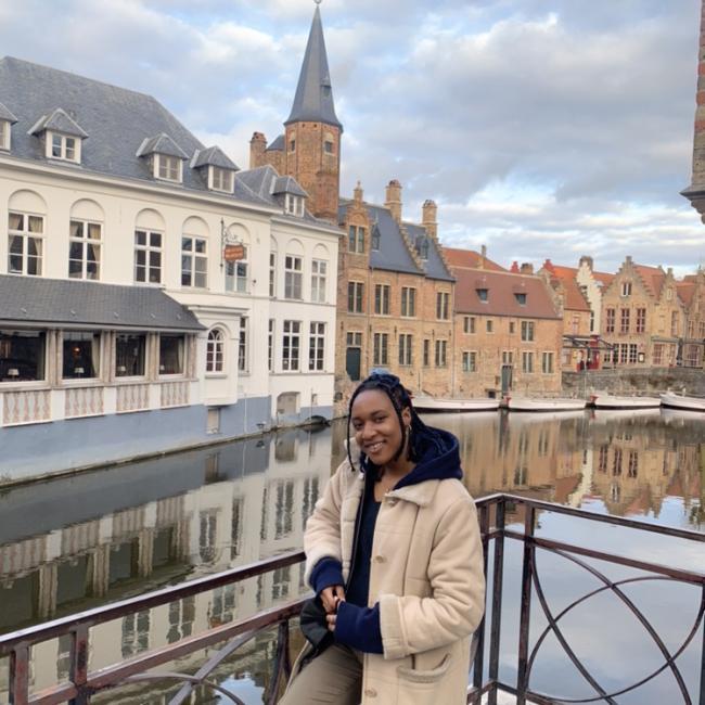 Babysitter in Luik: Danielle