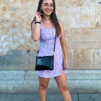 Canguro Santovenia de Pisuerga: Natalia