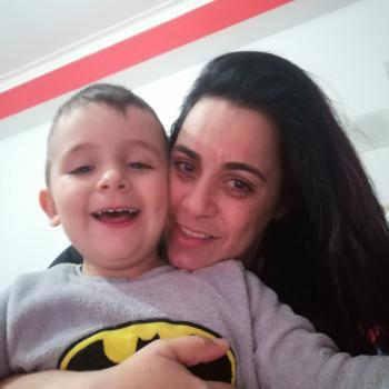Ama em Leiria: Liliana