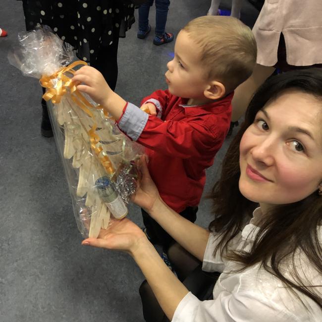 Babysitter job i Hvidovre: Vita