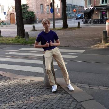 Barnvakt Göteborg: Johannes