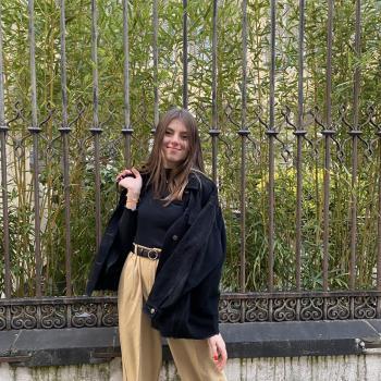 Babysitter in Clermont-Ferrand: Isalyne