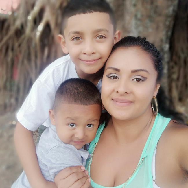 Canguro en Cartagena: Tai