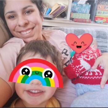 Barnvakt i Stockholm: Silvana Zalazar