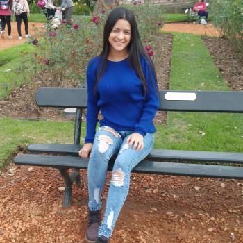 Niñera Rivadavia (Provincia de Salta): Maria