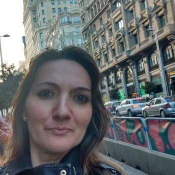 Babysitter Leganés: MIHAELA PETRISOR