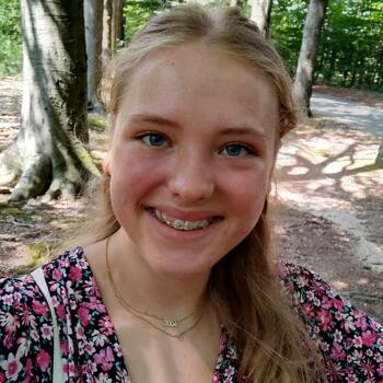 Oppas in Hoofddorp: Sophie
