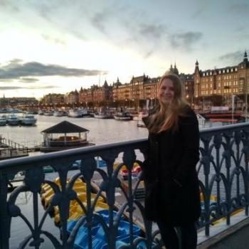 Barnvakt Stockholm: Allison